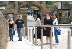 Institution University of Glasgow Scotland Photo